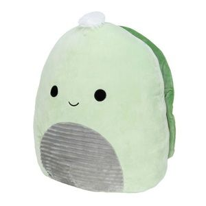 """NEW 16"""" Herb Turtle Squish mallows Squishmallows"""